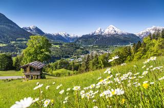 Chiemsee, Salzburg und Grossglockner Highlights der Bergwelt